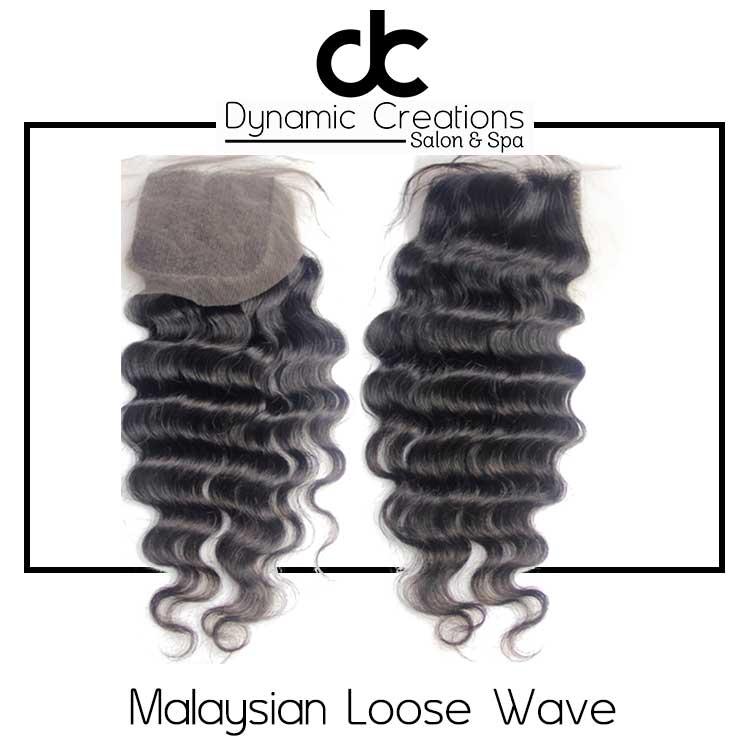 Malaysian loose wave